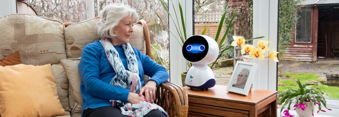 Robotic Companion for Seniors Could Reduce Loneliness
