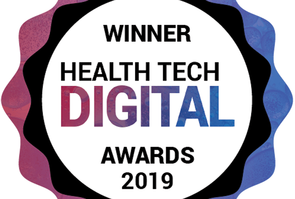 Health Tech Digital Award Winner 2019: Best Use of Robotics in Healthcare