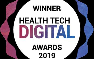 Health Tech Digital Award Winner 2019: Best Use of Robotics in Healthcare