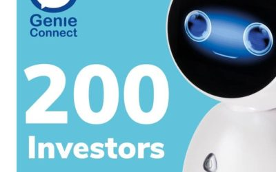 200 investors from 32 countries!