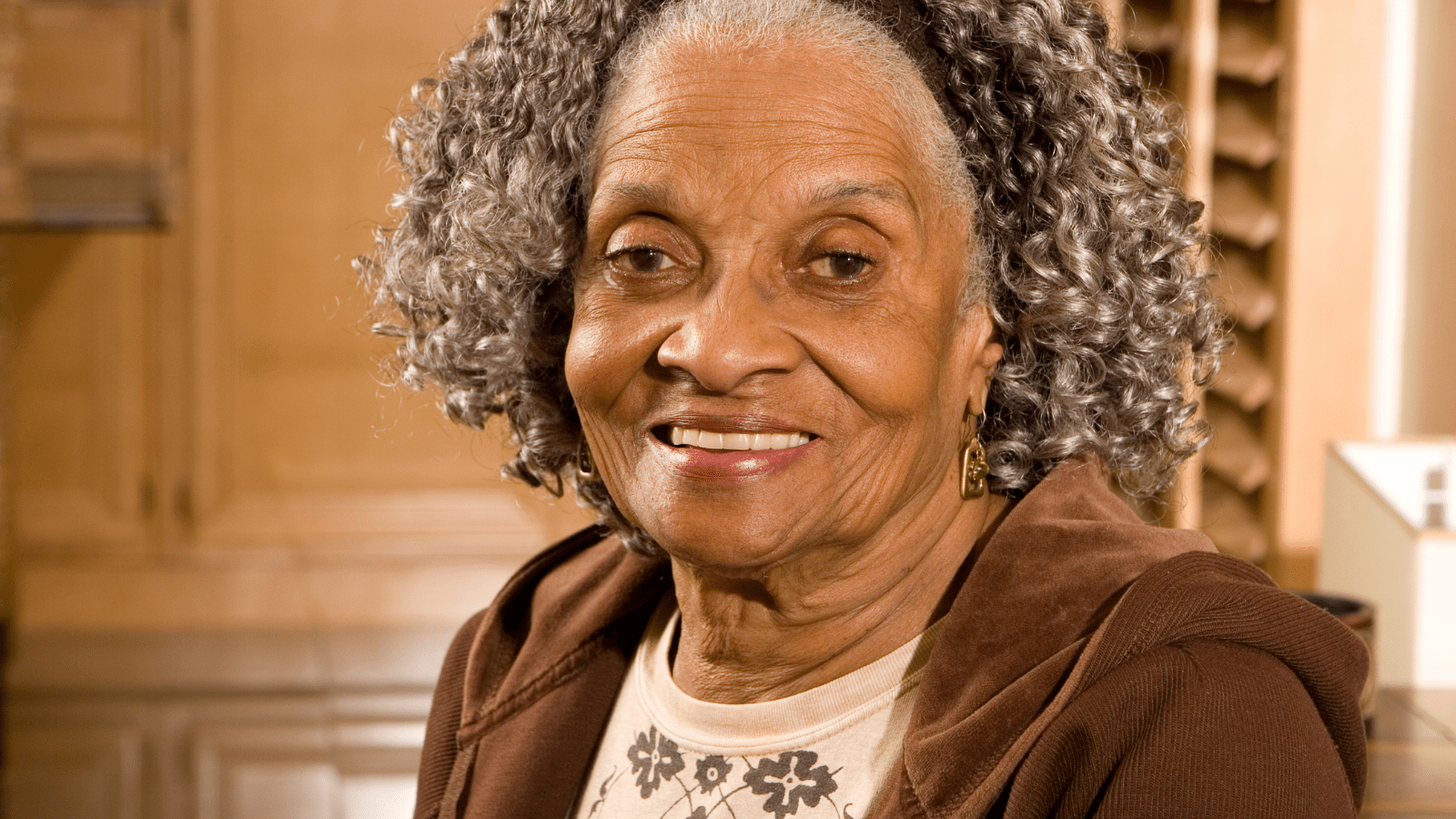 older adult for care