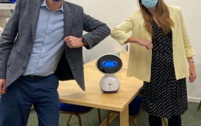 Caremark Cheltenham tackle loneliness with technology